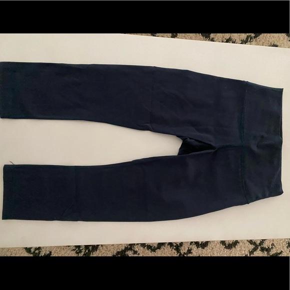Lululemon dark blue leggings